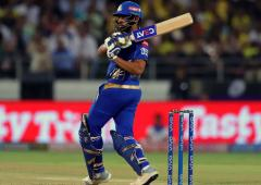 'Rohit only player capable of notching 200 in T20s'