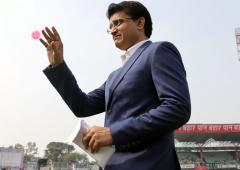 Don't have an answer right now on IPL, says Ganguly