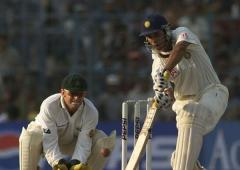 Chappell gives clue to Laxman's success vs Aus in 2001