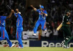 On this day in 2011: India defeated Pak to enter final