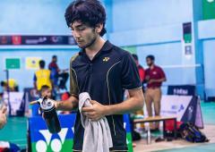 Badminton team returns from Germany testing negative