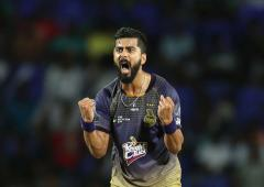 KKR's USA pacer Ali Khan ruled out of IPL