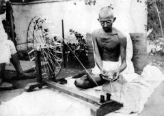 The American who caught Gandhiji's killer