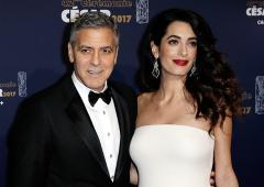 George Clooney, 56, becomes a dad at last