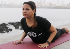On Yoga Day, Mumbai says YES to fitness