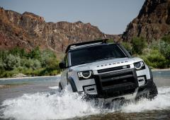 Land Rover Defender Hybrid is here!
