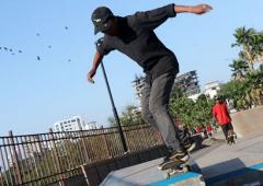 SEE: The Skateboard Sensation!