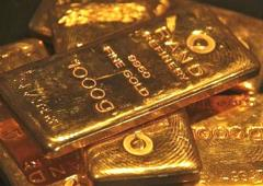 Gold funds help investors offset losses from equities