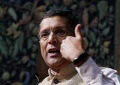 The legacy of Arvind Subramanian