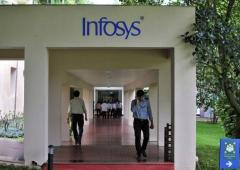 Infy board may consider share buyback, special dividend