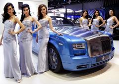 Superluxury manufacturers feel the pinch of slowdown