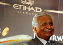 Naresh Goyal flew too close to the sun