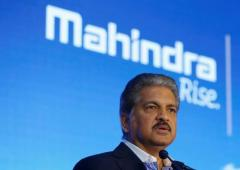 Anand Mahindra: 'I'm not vanishing!'