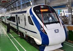 Has the Vande Bharat Express project gone offtrack?