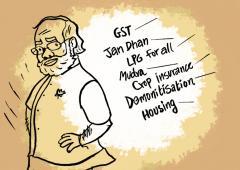 Modi, Manmohan, Atal: All the PM's economic advisors