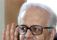 Bimal Jalan, the go-to man for most political parties