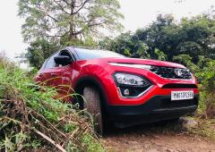 Tata Harrier 2020: It can't get better than this!