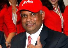 For AirAsia's Tony Fernandes, India has lost its charm