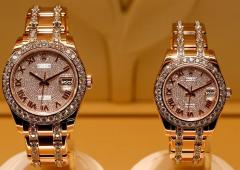 Masterstroke that keeps demand for Rolex watches high