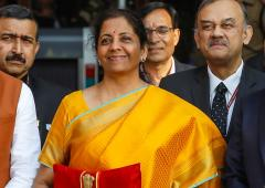 Sitharaman to explain Budget in 15 states