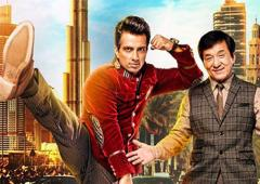Kung Fu Yoga Review: Not a combination you want to try