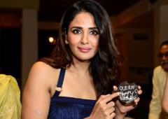 Why did the Queens turn up to wish Parul Yadav?