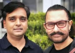 Spotted: Aamir Khan in Hollywood!
