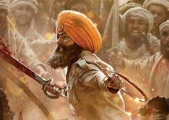 We must not forget the Battle of Saragarhi