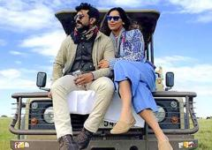 PIX: Ram Charan's adventurous wedding anniversary