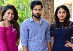 What are Siddhi, Nandita, Sumanth up to?