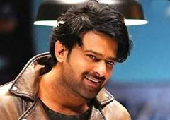 Post Saaho, what is Prabhas doing next?