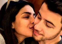 The year gone by, with Priyanka and Nick!