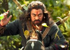The Sye Raa Narasimha Reddy review