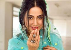 Like Hina Khan's Eid look?