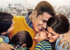 The QUICKEST film Akshay signed in his career