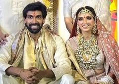 Rana Daggubati-Miheeka's wedding album!