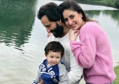 Kareena, Saif expecting second child