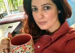 Have chai with Twinkle Khanna!