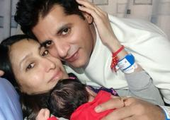 It's a girl for Karanvir and Teejay!
