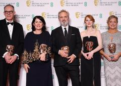 It's a sweep for 1917 at Baftas!