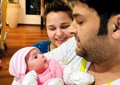 PIX: Meet Kapil Sharma's daughter