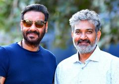 Ajay Devgn starts shooting for Rajamouli's RRR