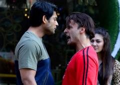 BB13: Sid fights with Asim but who's he protecting?!