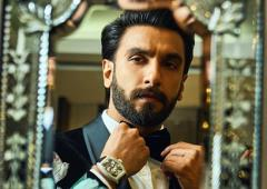 PIX: The AMAZING life of Ranveer Singh!