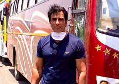 Sonu Sood has a message for trolls