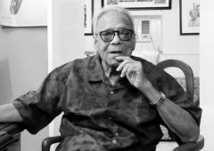 So long, Nemai Ghosh; Goodbye, Satish Gujral