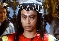 When Irrfan was a TV actor...