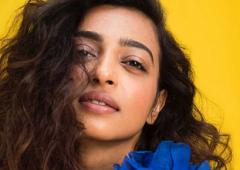 PIX: The AMAZING life of Radhika Apte