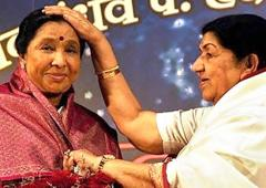 Lata on Asha: 'Yes, we did have our differences'