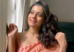 What is Kajol missing?